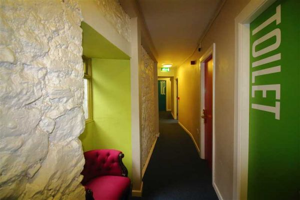 galway city hostel, Quay Street Gallery, Hostel Accommodation Galway